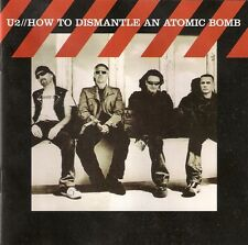 U2<>HOW TO DISMANTLE AN ATOMIC BOMB<>SPECIAL EDITION CD<>2004