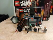 lego star wars 75137 Carbon-Freezing Chamber compl. with extra figurines