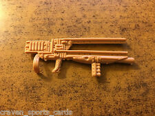 1990 GI Joe ARAH Cobra Salvo Brown Land Mine Layer Gun Weapon Accessory
