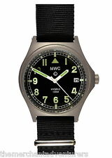 MWC G10SL 100m | Titanium | Hybrid |  Military Watch | Date | Super Luminova