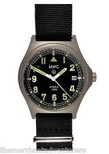 MWC G10SL 100m | Titanium | Hybrid |  Military Watch | Date | Super Luminova