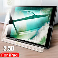"For iPad 10.2"" 7th 9.7 5th 6th Mini 5 Air Pro HD Tempered Glass Screen Protector"