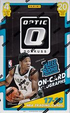 2017-18 Panini Donruss Optic Basketball Retail 20 Pack Boxes