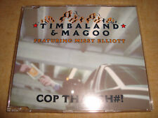 TIMBALAND & MAGOO feat. MISSY ELLIOTT - Cop That Sh#!  (Maxi-CD)