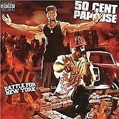 50 CENT VS. PAPOOSE Battle For New York  CD ALBUM  NEW - STILL SEALED