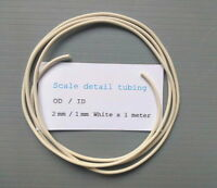 1.25 mm Translucent Tubing for Scale Model Detailing..Airfix..Hasegawa..Revell