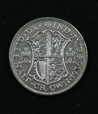 1936 George V Silver Half Crown (EZ50)