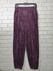 NWT Nike Womens Sportswear Velour Sweatpants Jogger Pants BV4471 659 Size Small