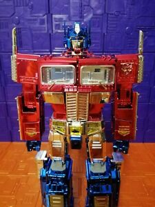 Transformers masterpiece MP10G Gold / MP10X Chrome, Prime