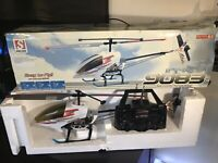 Syma double horse 9083 radio controlled large helicopter
