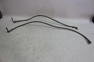 Ducati MultiStrada 1100S 1100 Engine Motor Oil Cooler Lines Line 54910393A