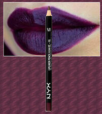 NYX Slim Lip Pencil Liner Currant Deep Plum Purple Spl830