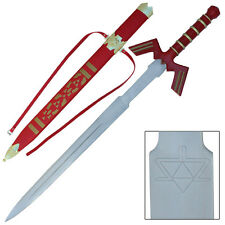 Legend of Zelda Link Twilight Shadow Master Sword Red
