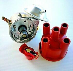 AccuSpark SVDA Distributor Body, Cap & Rotor for VW Air Cooled Beetle & Kombi