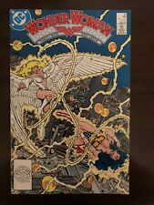 Wonder Woman #16 Dc 1988 First Full Appearance Of Silver Swan
