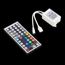 44 Key Control Box+IR Remote Controller For LED RGB 5050/3528 Light Strip GT