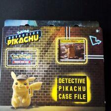 More details for pokemon tcg: detective pikachu case file