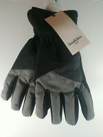 Goodfellow & Co Gray Men's XL Textured Cold Winter Weather Ski Gloves New