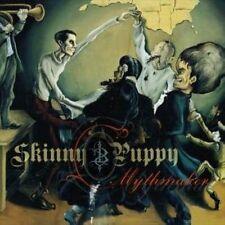 Skinny Puppy - Mythmaker (CD, Jan-2007, Synthetic Symphony)
