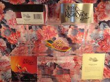 "Just The Right Shoe Raine Originals -"" Bahama Mama "" 2001 New"