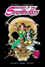 Swords of the Swashbucklers Hardcover Graphic Novel