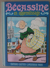 *** BÉCASSINE EN APPRENTISSAGE  ***   1981