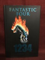 Fantastic Four 1234 Hardcover Morrison Lee Marvel HC