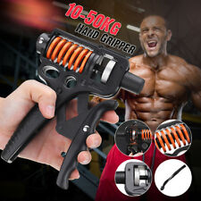 Exercise Power Hand Grip Adjustable Strength Training Exercise Finger Trainer