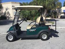 2014 green Club Car Precedent 4 seat passenger 48v 48 volt Golf Cart lights
