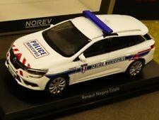 1/43 Norev Renault Megane Estate 2016 Police Municipale 517794