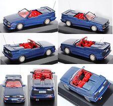 001abr Treser Audi quattro roadster saphirblaumetallic 1:43 Limited Edition