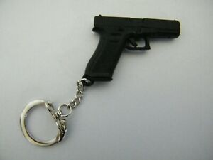 GLOCK PROMOTION 17 KEYCHAIN GUN PISTOL BLACK PLASTIC GEN 5