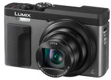 Panasonic Lumix DMC TZ91 Digitalkamera silber TZ 91 +Zubehörpaket (16GB Tasche)