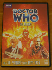 Doctor Who The Daemons Story No. 59 Dvd 2012 Jon Pertwee R1