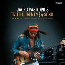 CD musicali soul per Jazz jaco pastorius
