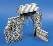 Verlinden 1/35 Normandy Farm Gate Entrance Section WWII [Plaster Diorama] 1588