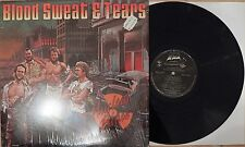 Blood Sweat & Tears–Nuclear Blues RARE US 1980 Rock/ Jazz