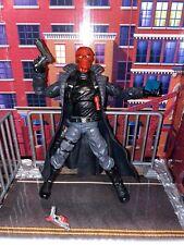 Marvel Legends Avengers Captain America First Avenger BAF Figure The Red Skull