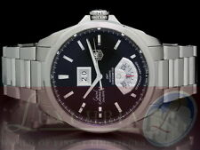 TAG HEUER GRAND CARRERA GMT DATE AUTOMATIK CALIBRE 8 RS 42,5MM | WAV5111.BA0901