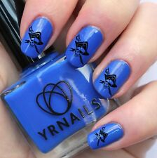 Nail WRAPS Nail Art Water Transfers Decals - Skull Pirate - S880