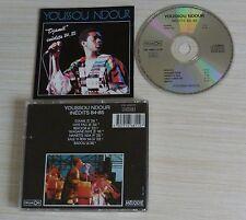 CD ALBUM INEDITS 84-85 YOUSSOU N' DOUR 7 TITRES