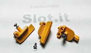 SLOTiT -Frankenslot guide for Carrera 1/32 and 1/24 track slot car pack of 3!