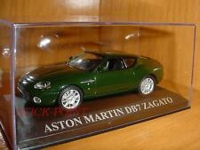 ASTON MARTIN DB7 DB-7 ZAGATO DARK-GREEN 1:43 MINT!!!