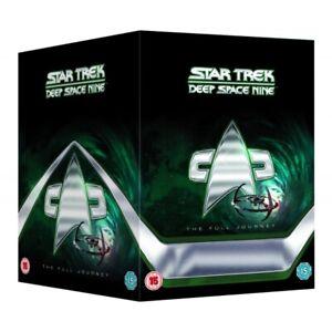 Star Trek Deep Space Nine The Full Journey DVD