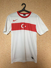 TURKEY NATIONAL TEAM 2011/2012 AWAY FOOTBALL SHIRT JERSEY CAMISETA NIKE