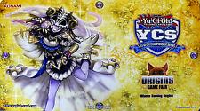 Yugioh Yu-Gi-Oh Archfiend Eccentrick 2016 Origins Game Fair Promotional Playmat!