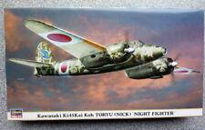 "Hasegawa 1:72 kawasaki Ki-45 ""Toryu"" (Nick), Kit.Nr. 00667 + Aeromaster 72-122"
