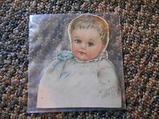 Old Vintage Antique AD Trade Card W.F. McLaughlin & Co Importers Roaster Coffee