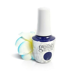 Harmony Gelish Soak-Off UV Gel Polish 1110910 Holiday Party Blues 0.5oz