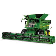 John Deere 1/16 Scale Big Farm S670 Plastic Combine Ertl Farm Toy TBEK46070